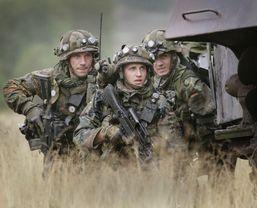Bundeswehr Versicherung