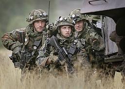 soldat auf zeit
